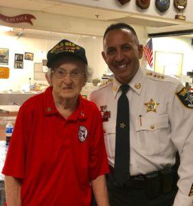 Our WWII Veteran, Ruth Blake