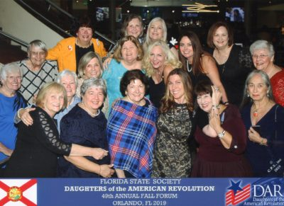 Members attending Fall Forum 2019