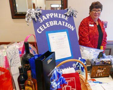 Sapphire Celebration
