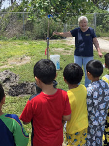 Arbor Day to Heights Charter School