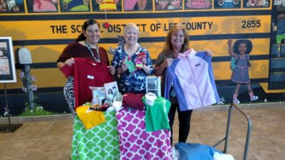Project Access for Lee County students in need.