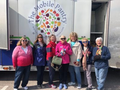 Community Cooperative Missions Mobile Food Pantry