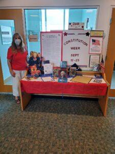 Constitution Week Display